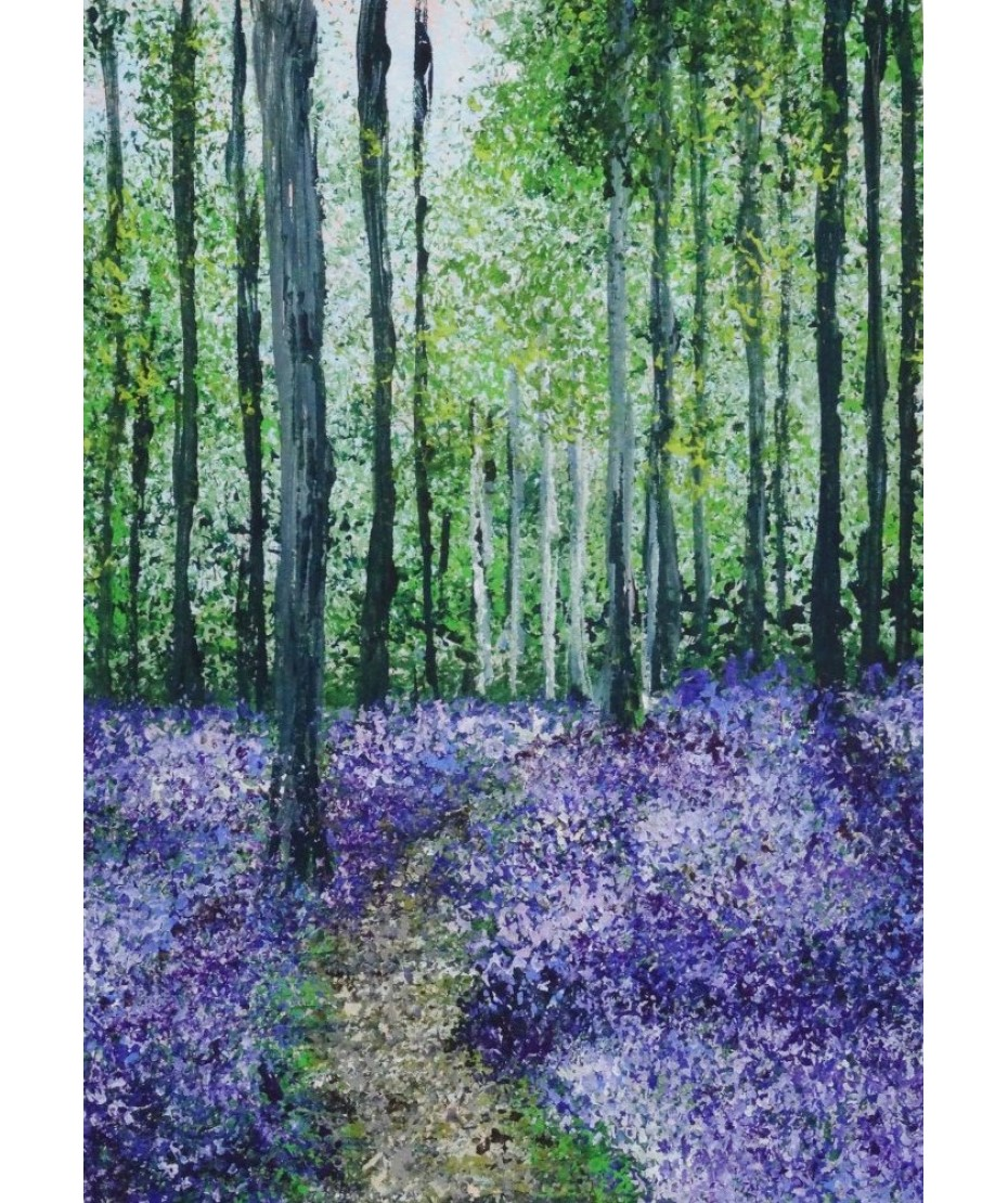 Bluebell Morning