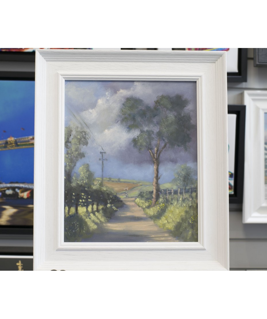 Footpath to Morley Hill  - Original