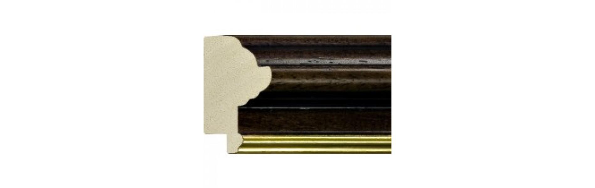 Brown & Gold Frames