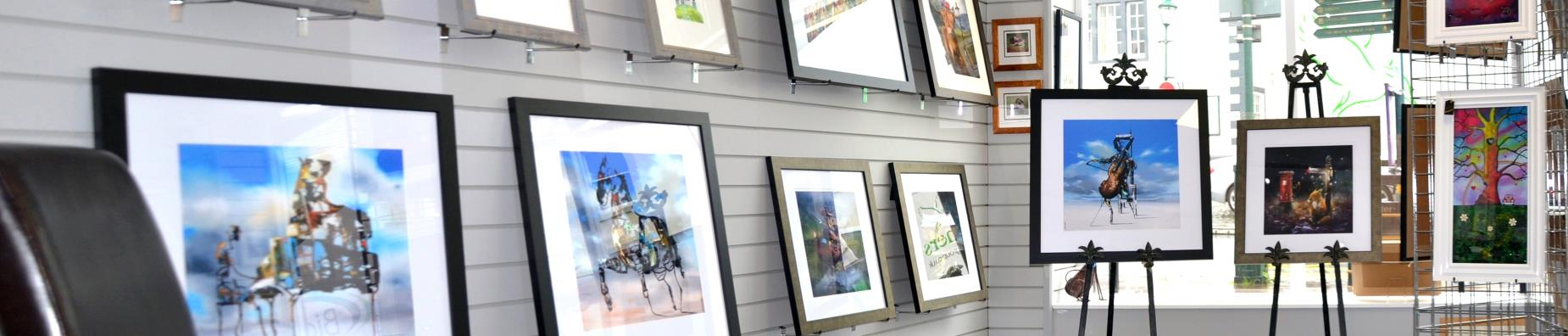 Welcome to Castle Picture Frames in Brampton and Carlisle